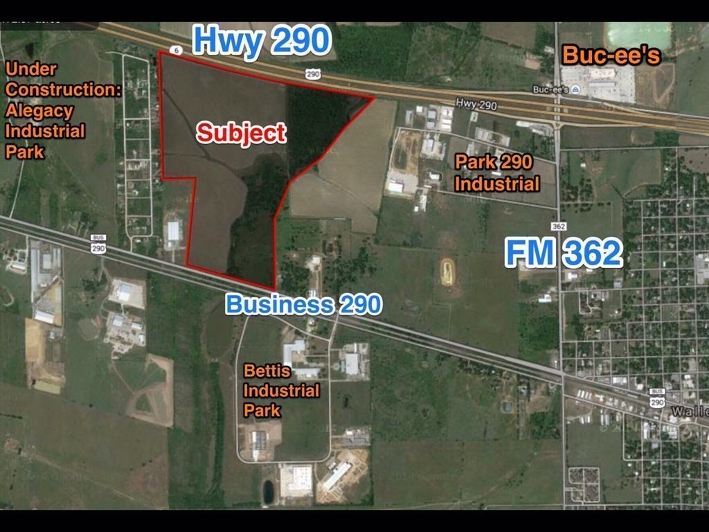 Hwy 290 West of FM 362, 94600363, Waller, Country Homes/Acreage, LILY ALSPAUGH, Jane Byrd Properties International LLC